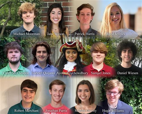 National Merit Scholarship Semifinalists 2021