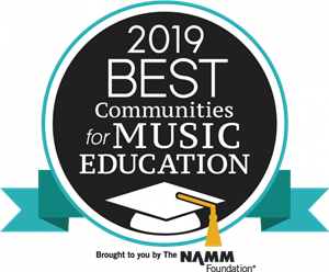 Music Education Award logo