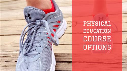 Physical Education Course Options