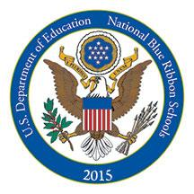 US Department of Education National Blue Ribbon School 2015